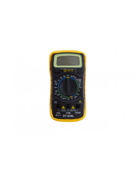 Мультиметр PRC - Digital Multimeter DT-838L