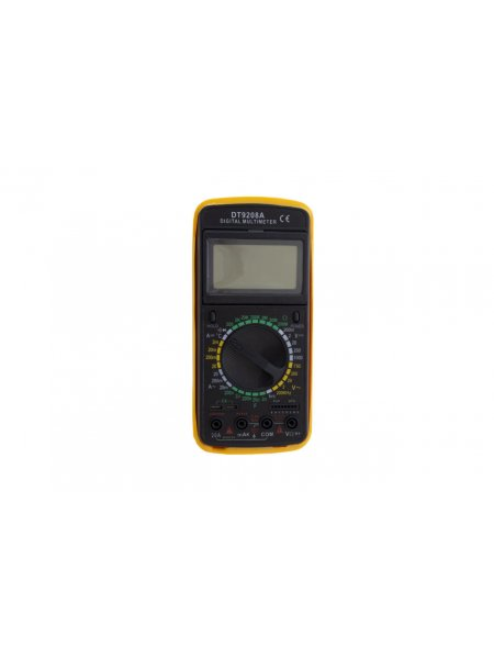 Мультиметр PRC - Digital Multimeter DT-9208A
