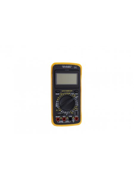 Мультиметр PRC - Digital Multimeter DT-9208A Pro