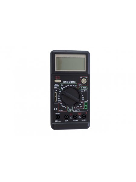 Мультиметр PRC Digital Multimeter - M-890G